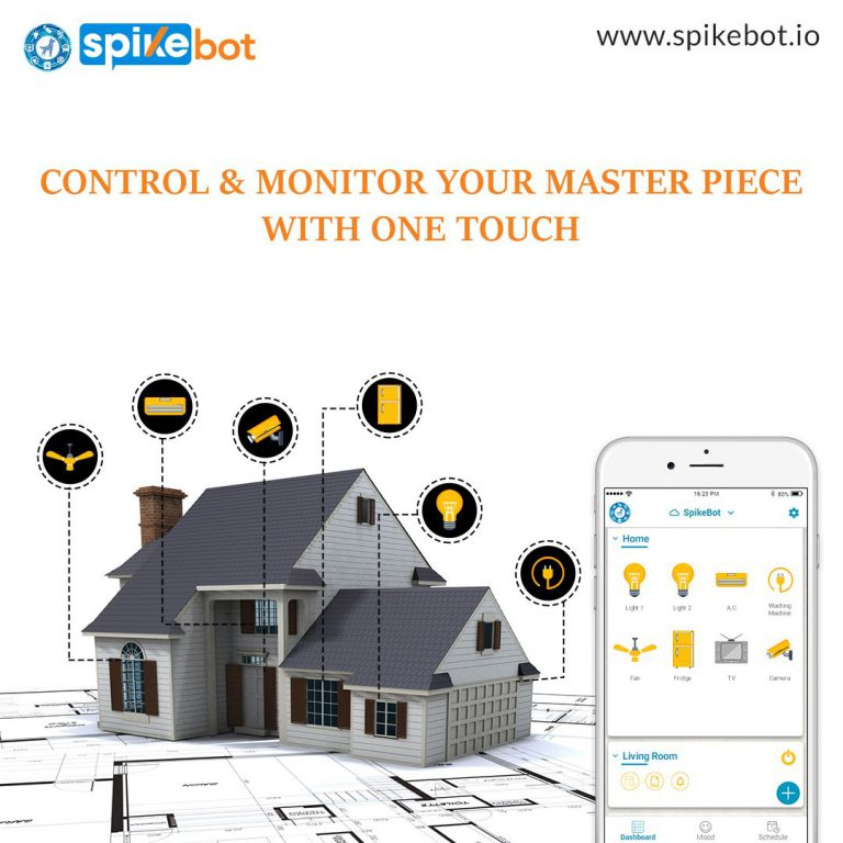 Home Automation Company Archives | Spikebot