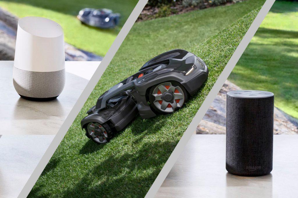 Husqvarna Lawn Auto mower
